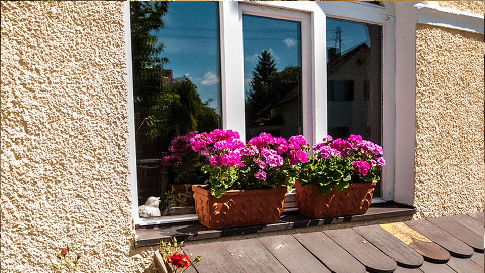 Wirtshaus Fenster