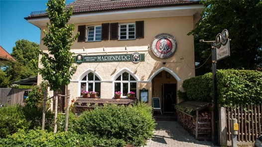 Wirtshaus Eingang